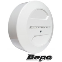 Capa De Estepe Ecosport Rígida Branco Artico Bepo B-439b