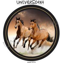 Capa Estepe Pajero Tr4 Pneu Original, Todas, Cavalo, M-1213