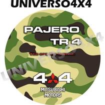 Capa Estepe Pajero Tr4, Grátis Cabo+cadeado, Original, M-10