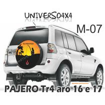 Capa Estepe Tr4, Pajero Tr4, Grátis Cabo+cadeado, Pesca, M-7