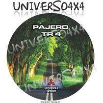 Capa Estepe Pajero Tr4, Grátis Cabo+cadeado, Paisagem, M-21