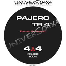 Capa Estepe Pajero Tr4, Pneu Original, Aro 16 17, M-9.2
