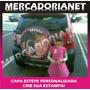 Capa Estepe Ecosport, Crossfox, Aircross,personalizada, Foto