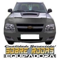 Capa Frontal Protetor Capo Para Choque S10