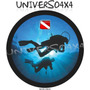 Capa Estepe Ecosport, Crossfox, Spin, Mergulho, Dive, M-0502