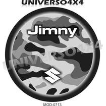 Capa Estepe Jimny, Suzuki, Couro Sint, Pneu 205x70x15, M0713