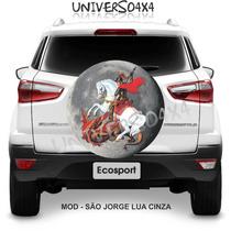 Capa Estepe Ecosport, Crossfox, Aircross, Spin,são Jorge Lua