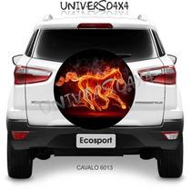 Capa Estepe Ecosport, Crossfox, Aircross, Cavalo, M-6013