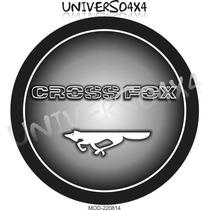 Capa Estepe Crossfox, Volkswagen, Grátis Cabo+cadeado,220814