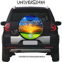 Capa Estepe Crossfox Volkswagen, Grátiscabo+cadeado, 060913