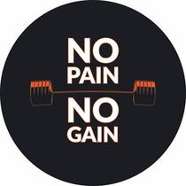 Capa Estepe Jimny 4sport 4work Vitara No Pain No Gain Cc753