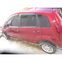 Porta Dianteira Fiesta Hatch 2004 2005 2006 2007 Em Diante
