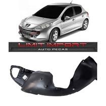 Parabarro Peugeot 207 Esquerdo 2008 2009 2010 2011 2012 2013