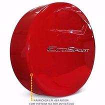 Capa Para Estepe Ecosport 2013/.. Step Box Vermelho Arpoador