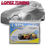 Capa Cobrir Carro Courier Forrada Impermeavel + Pingo Led