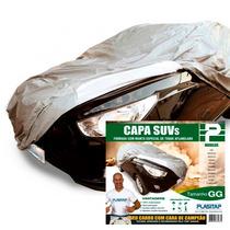 Capa Protetora Para Cobrir Carro Suvs - 100% Impermeável