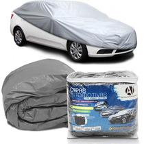 Capa Para Cobrir Carro 100% Impermeavél Forro Proteção Uv