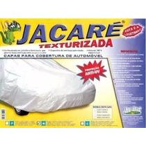 Capa Cobrir Carro Jacaré Forrada 100% Impermeável P/ Gol G4