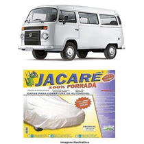 Capa De Proteção Para Kombi - Jacaré C/ Cabo + Cadeado !!!!!