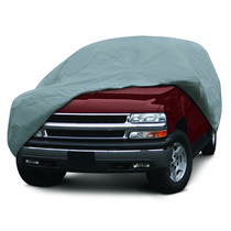 Capa Protetora Para Cobrir Carro (grofada Com Forro) - Gg