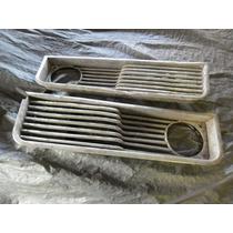 Grade Da Aero Willys Ano 1963 Peça Original Em Aluminio