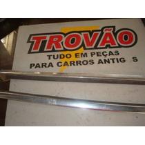 Opala 04 Portas Friso Com Pestanas D/e Traseiro Novo Origina