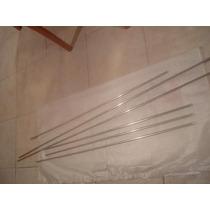 Friso Lateral Variant Tl Jogo Aluminio Anodizado