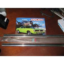 Friso Porta Mala Dodge Dart/charger Par Novo Original