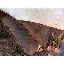 Protetor Inferior Do Paralama Dianteito Ford Fiesta 96 A 99