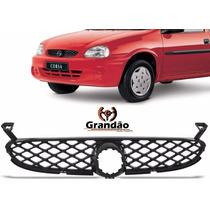 Grade Radiador Corsa 2000 2001 2002 2003 Preta