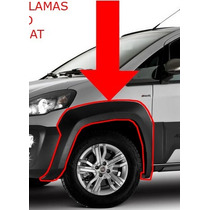Moldura Para Lamas Fiat Idea Adventure 11-14