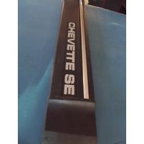 Moldura Dianteira Lateral Porta Chevette Ld 87 Gm: 52284660