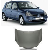 Capô Clio 2003 2004 2005 2006 2007 2008 2009 2010 2011 2012