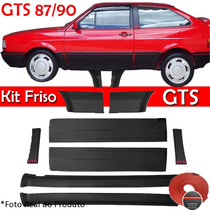Kit Friso Lateral + Spoiler + Completo Gol Gts 87 A 90 038-p