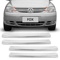 Friso Cromado Grade Dianteira Fox Crossfox 2003 2004 05 2006