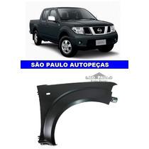 Paralama Nissan Frontier 2008 2009 2010 2011 2012 Direito