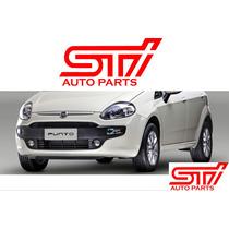 Parachoque Dianteiro Fiat Punto 2013 - Novo Original