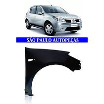 Paralama Renault Sandero 2009 2010 2011 2012 Direito Novo
