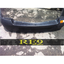 Parachoque Traseiro Renault Clio 2000 Sedan