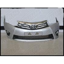 Para-choque Dianteiro Completo Novo Toyota Corolla 2015