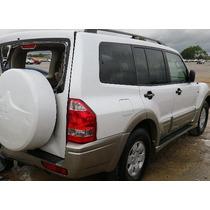 Porta Traseira Direita Da Sucata Mitsubishi Pajero Full 2003