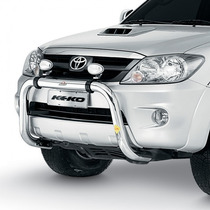 Parachoque De Impulsão Protetor Frontal Toyota Hilux / Sw4