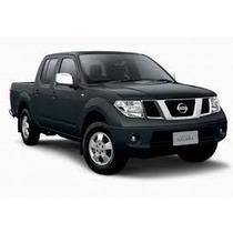 Parachoque Dianteiro Completo Nissan Frontier Ceu 2008