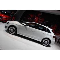 Painel Frontal Audi A3 Sportback 2013/2014 Original, Tirado