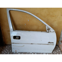 Porta Gm Corsa Hatch / Classic Branca Dianteira Direita Orig