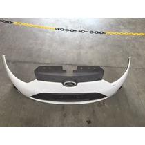 Parachoque Dianteiro Montado Ford Fiesta 2014 - Original