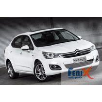 Sucata Citroën C4 Lounge - 2015 - Retirada De Peças