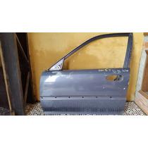 Porta Honda Civic Sedan 92 A 95 Azul Dianteira Esquerda Orig