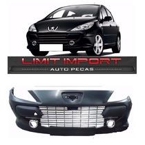 Parachoque Diant Peugeot 307 Ano 07 08 09 10 11 12 Completo