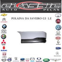 Polaina Trazeira Da Saveiro G3 L.e Original Vw